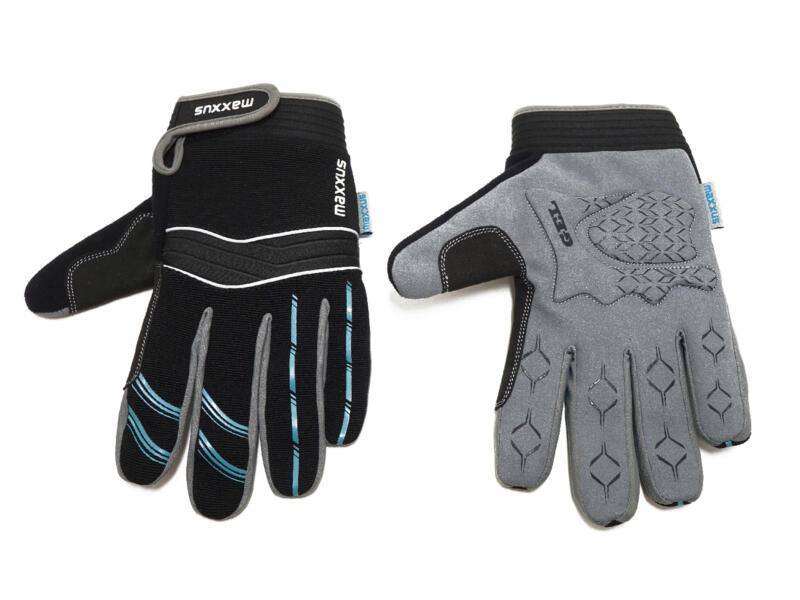 Maxxus MTB handschoenen gel L zwart/grijs