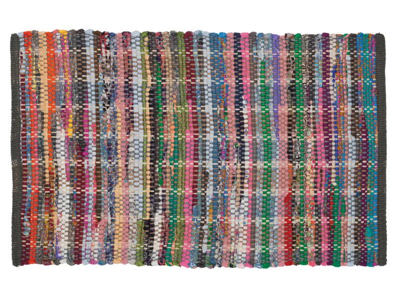 Sealskin Madras badmat 90x60 cm multicolor