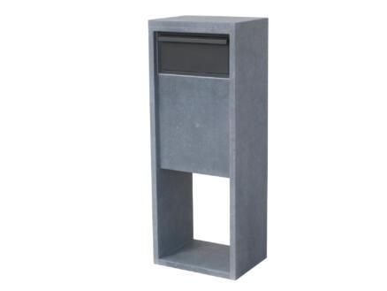 VASP Madrid Modern Parcel boîte aux lettres pierre bleue belge
