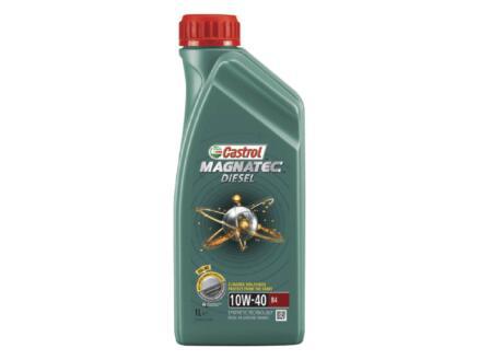 Castrol Magnatec Diesel huile moteur 10W-40 B4 1l