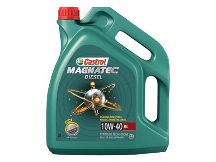 Castrol Magnatec Diesel huile moteur 10W-40 B4 5l