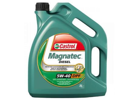 Castrol Magnatec Diesel huile moteur 5W-40 DPF 5l