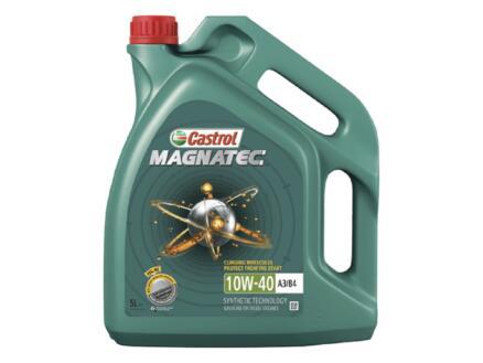 Castrol Magnatec motorolie 10W-40 A3/B4 5l