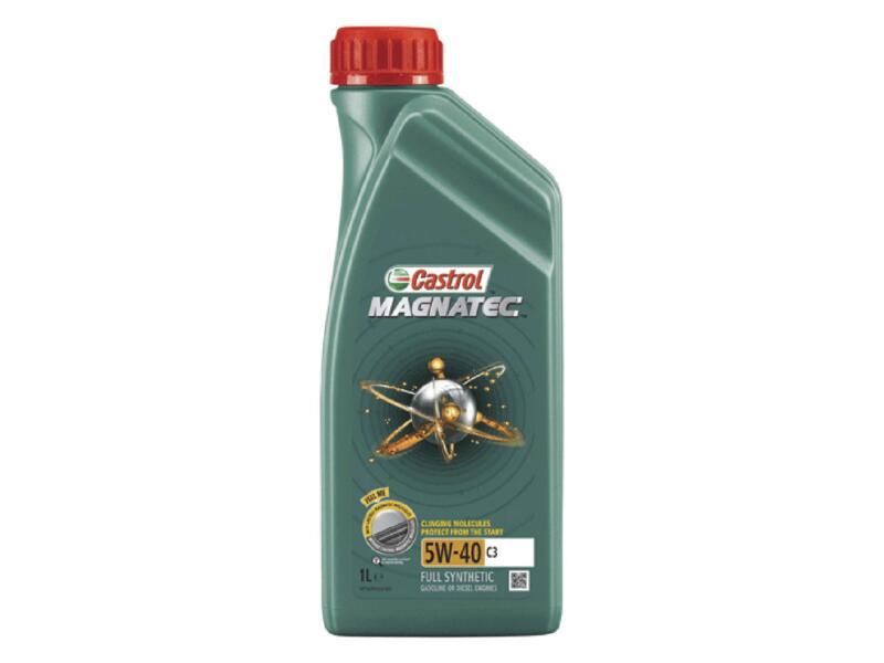 Castrol Magnatec motorolie 5W-40 C3 1l