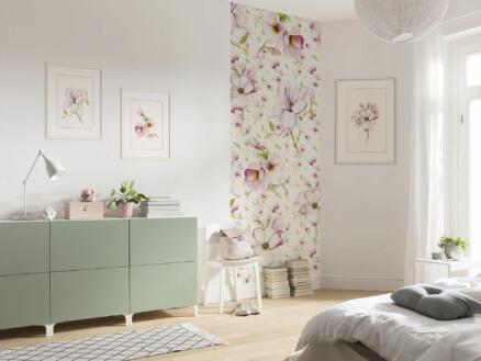 Magnolia Panel intissé photo numérique