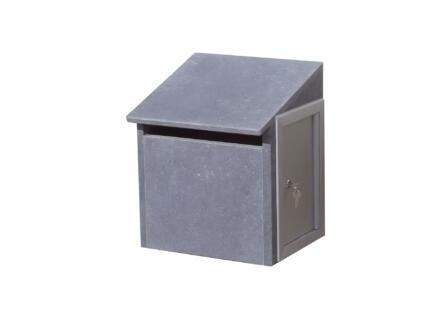 VASP Malaga boîte aux lettres droit pierre bleue belge