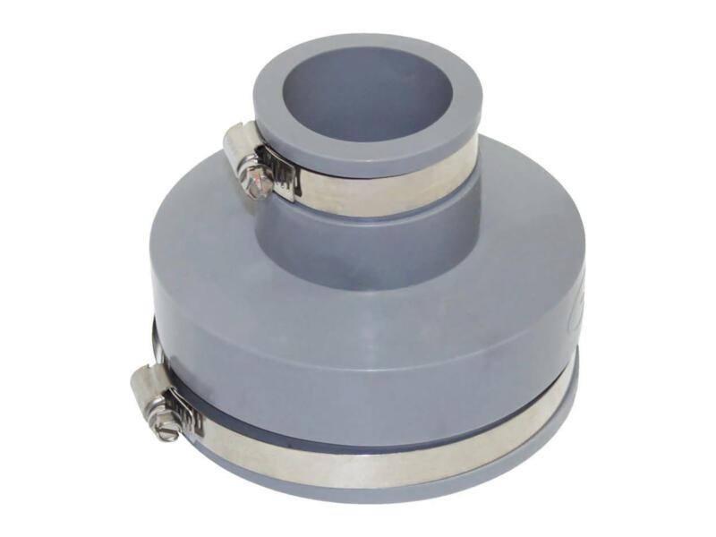 Scala Manchon réduit 114/98 mm - 47/36 mm caoutchouc gris