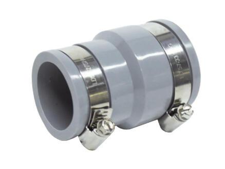 Scala Manchon réduit 50/40 mm - 42/30 mm caoutchouc gris