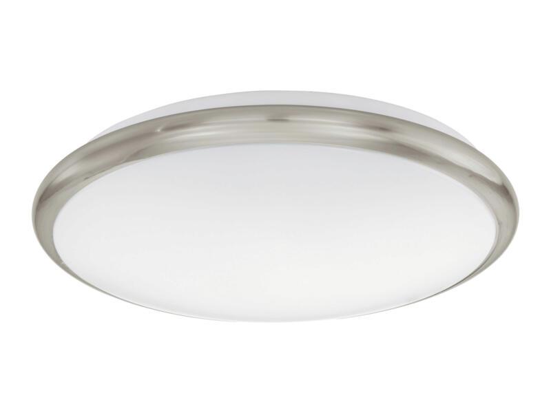 Eglo Manilva applique pour mur ou plafond LED 11W mat nickel
