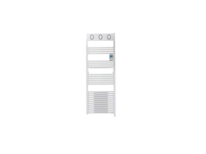 Henrad Marapi Ventilo radiateur sèche-serviettes électrique 750W + 1000W blanc