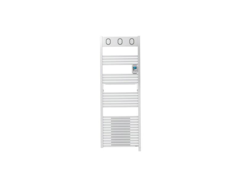 Marapi radiateur sèche-serviettes électrique 500W blanc