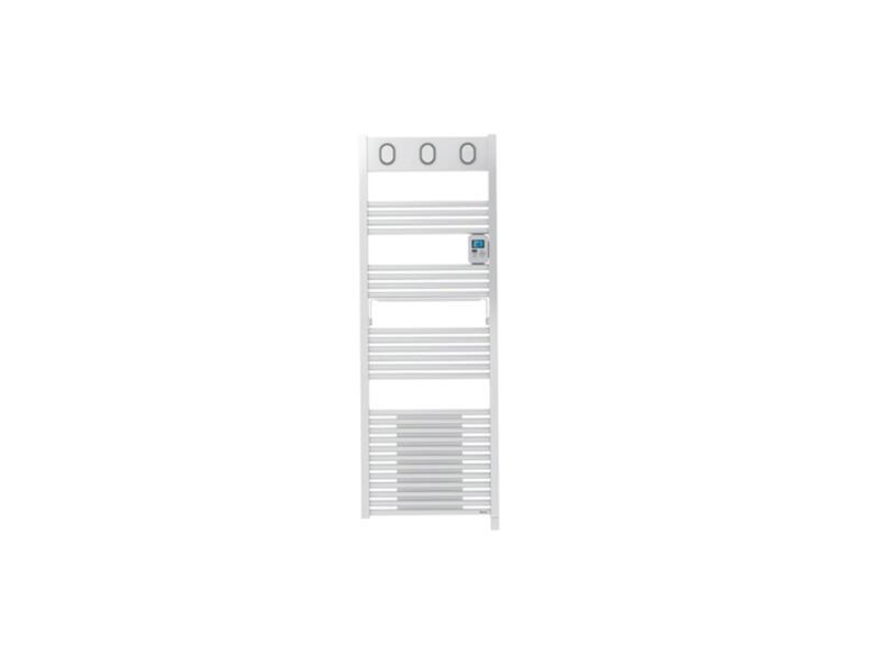 Marapi radiateur sèche-serviettes électrique 750W blanc
