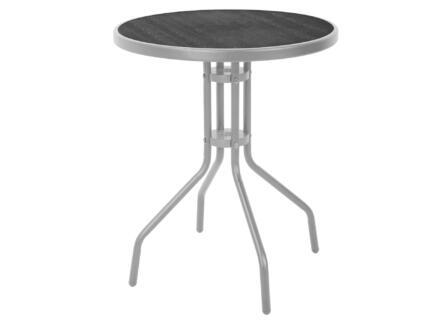 Garden Plus Mareta table de jardin 60cm gris