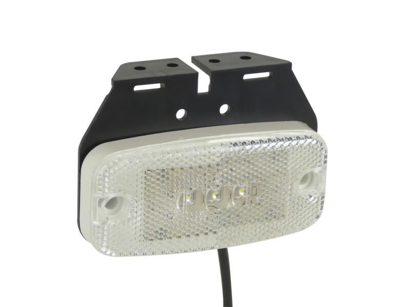 Carpoint Markeringslamp LED 9-32V wit
