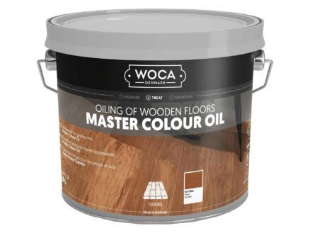 Woca Master Colour huile bois 2,5l naturel