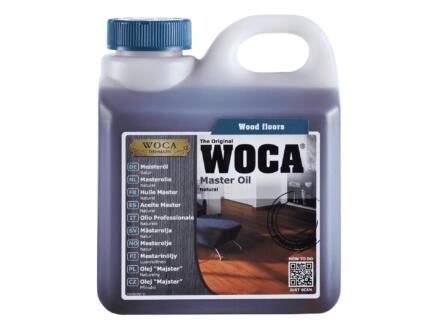 Woca Master Colour huile bois 5l naturel