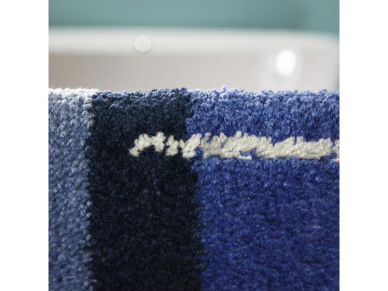 Sealskin Matches badmat 85x55 cm blauw