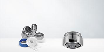 Matériel de raccordement robinet & douche