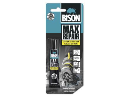 Bison Max Repair montagelijm 20g transparant