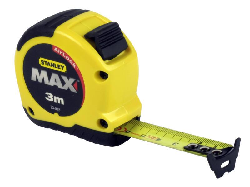 Stanley Max rolmeter 3m