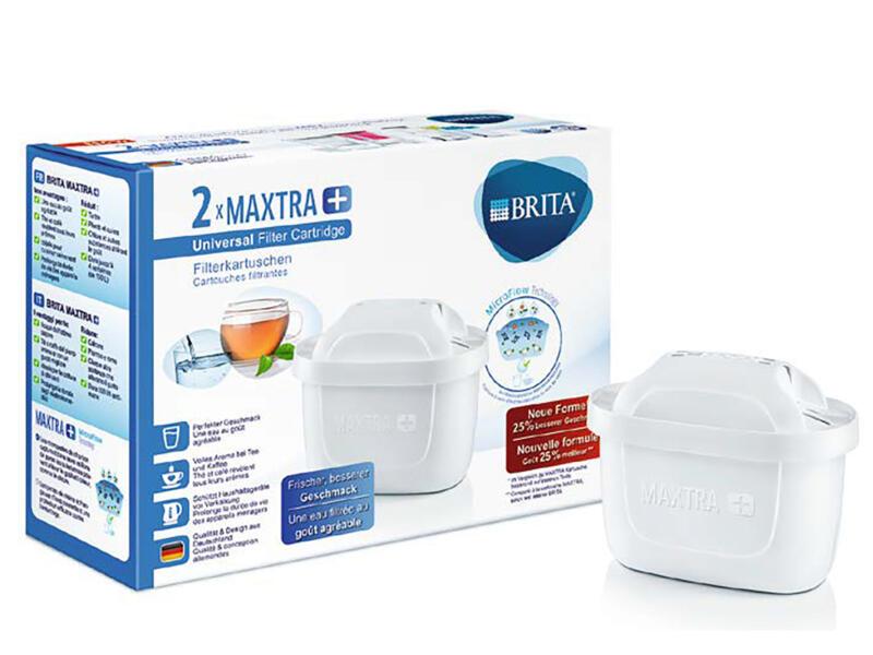 Brita Maxtra+ filterpatroon 2 stuks