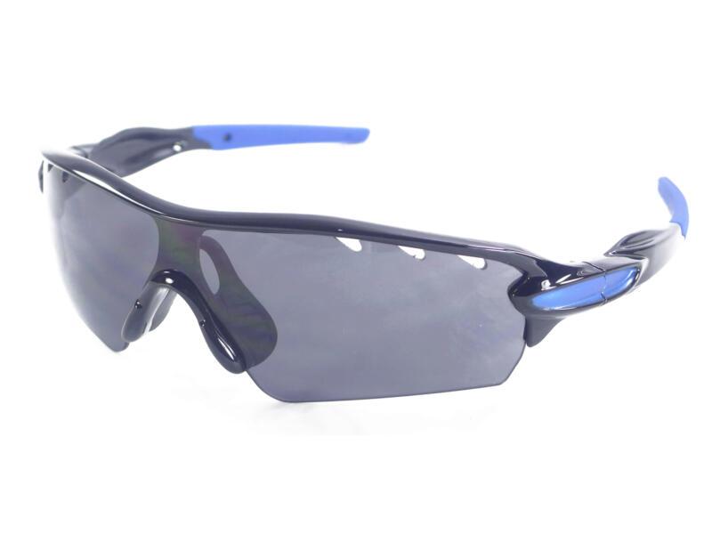 Maxxus Maxxus fietsbril categorie 3 zwart/blauw