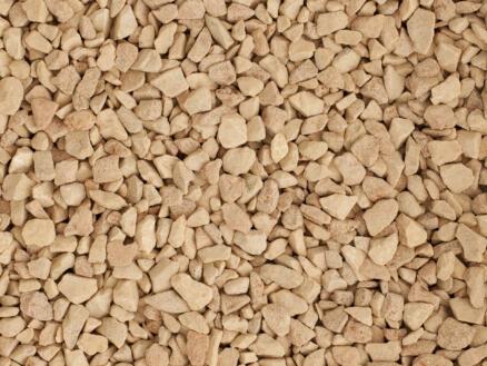 Mediterrane grind 5-12 mm 20kg beige