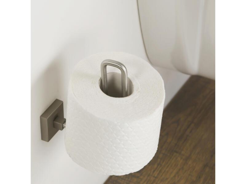 Tiger Melbourne support papier toilette inox brossé