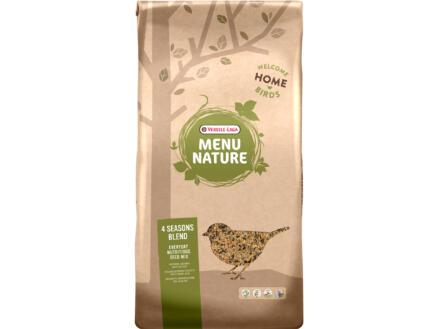 Menu Nature 4 Seasons Blend zadenmengeling 20kg
