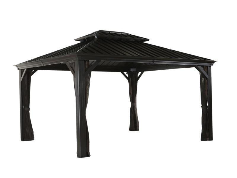 Sojag Messina pavillon 363x298 cm