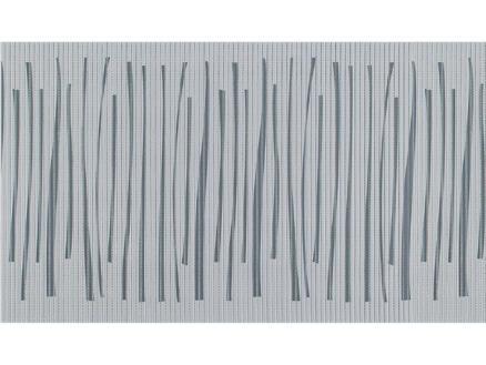 Finesse Metaal badmat 65cm per lopende meter