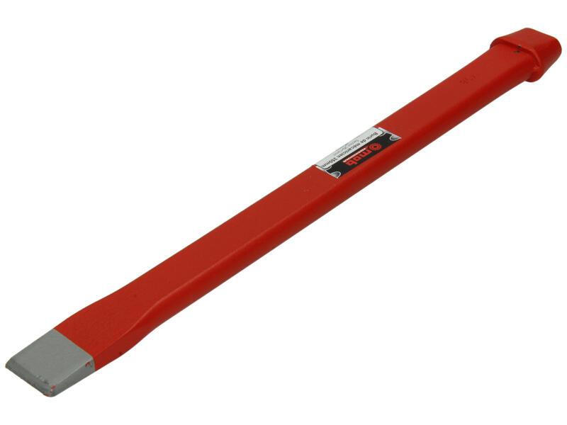 Metaalbeitel 35cm plat