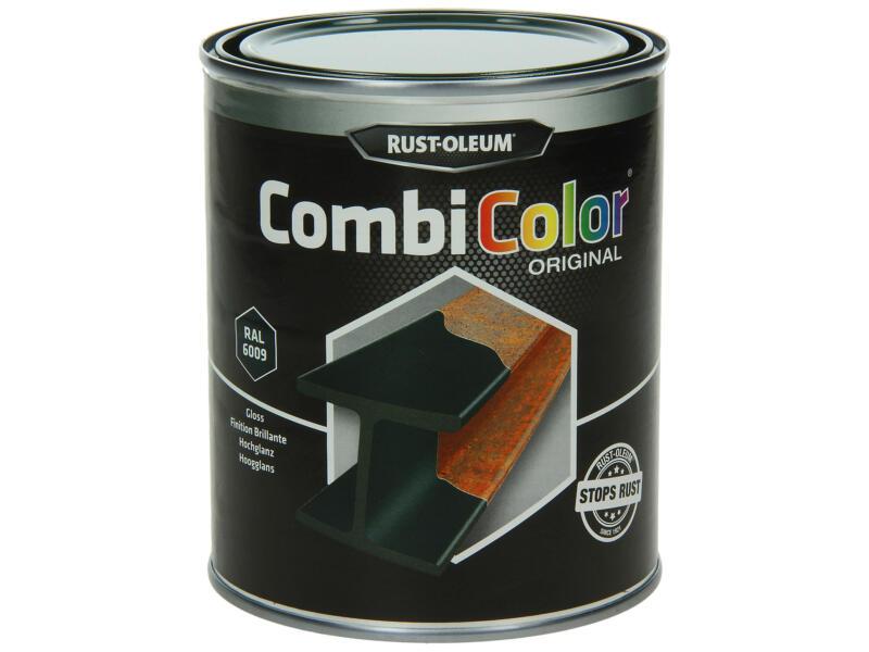 Rust-oleum Metaallak hoogglans 0,75l dennengroen