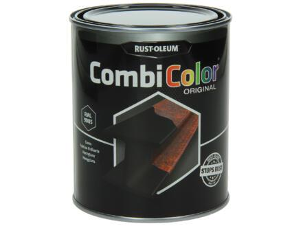Rust-oleum Metaallak hoogglans 0,75l gitzwart