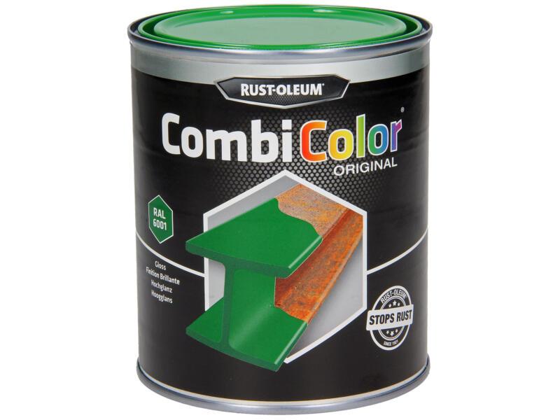 Rust-oleum Metaallak hoogglans 0,75l smaragdgroen