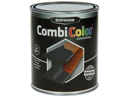 Rust-oleum Metaallak smeedijzer 0,75l zwart