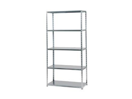 Practo Home Metalrack étagère 180x90x40 cm métal