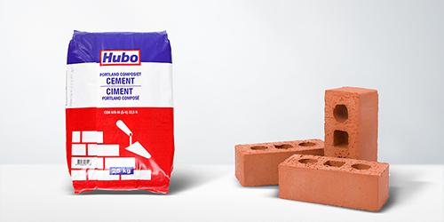 Metselwerk, cement & beton