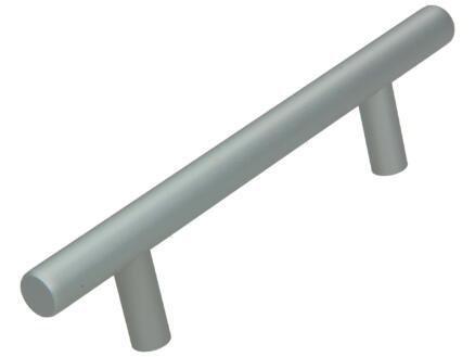 Sam Meubelgreep 96mm aluminium mat naturel