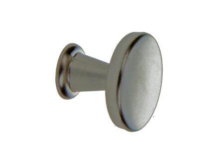 Sam Meubelknop 20mm mat nikkel