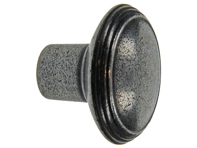 Sam Meubelknop 30mm zilver