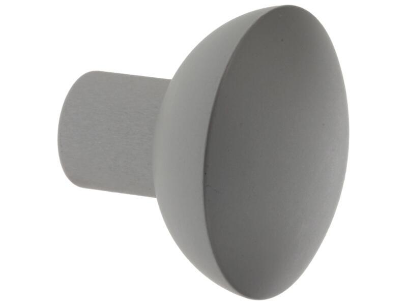 Sam Meubelknop schaal 30mm aluminium