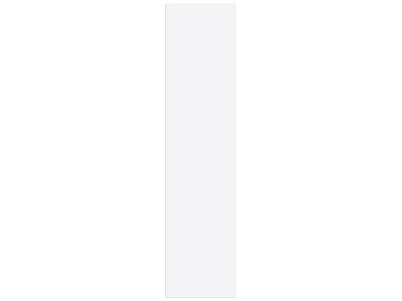 Meubelpaneel 250x60 cm 18mm wit