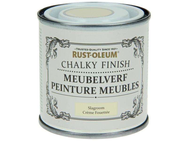 Rust-oleum Meubelverf 0,125l slagroom