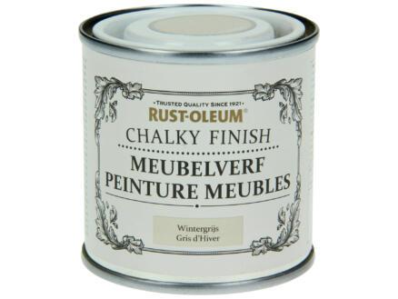 Rust-oleum Meubelverf 0,125l wintergrijs