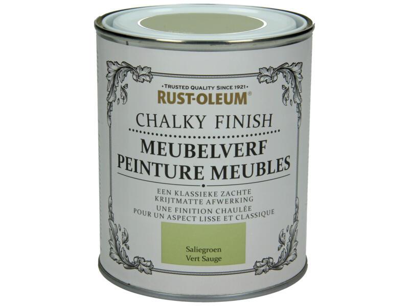 Rust-oleum Meubelverf 0,75l saliegroen