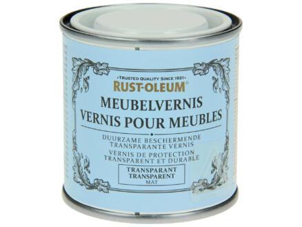 Rust-oleum Meubelvernis mat 0,125l transparant