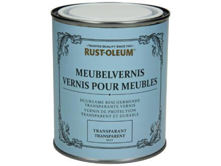Rust-oleum Meubelvernis mat 0,75l transparant