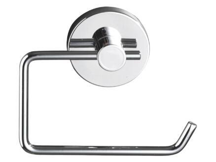 Wenko Milazzo porte-papier toilette chromé Vacuum-Loc