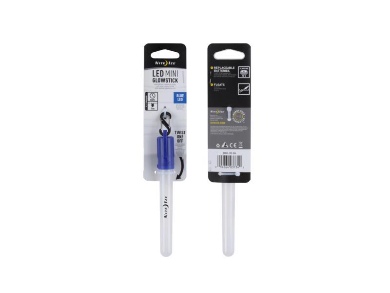 Nite Ize Mini GlowStick bâton lumineux LED bleu